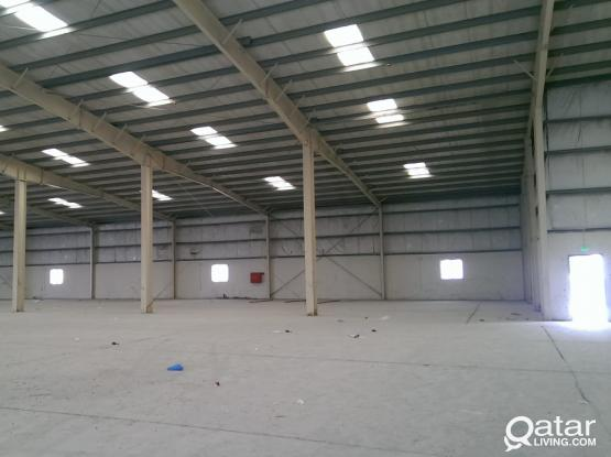 Warehouse for rent 3000 sqmtr