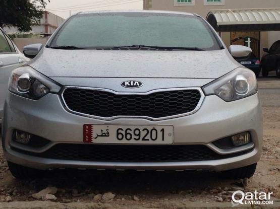Kia Cerato 1.6 EX 2015