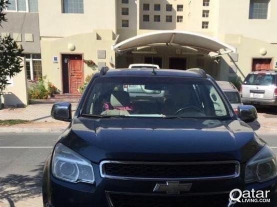 Chevrolet TrailBlazer LTZ 2013