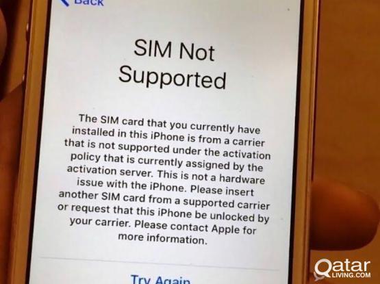 IPHONE SIM / NETWORK UNLOCK INSTANT