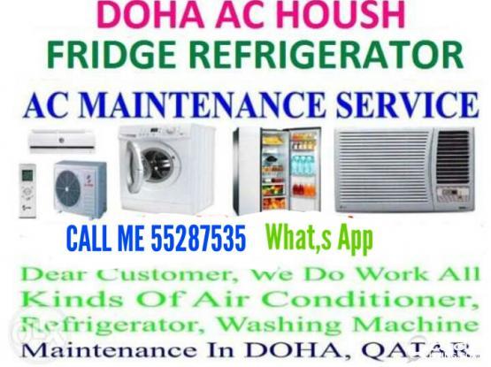 FRIDGE, A/C AND WASHING MACHINE REPAIR 55287535 QATAR