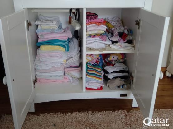 Very nice cabinet for newborn baby