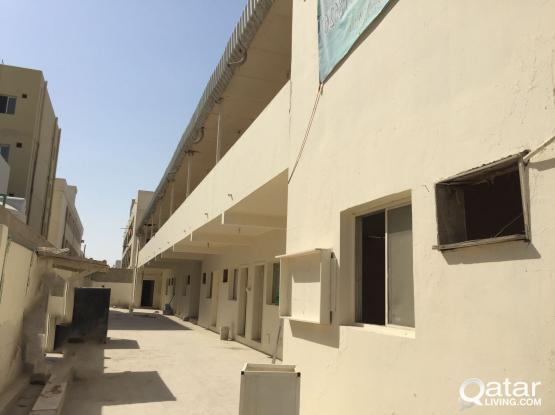 Clean Labor Camp With Complete Facilities & *** No Cmsn** at Ind.Area St 47