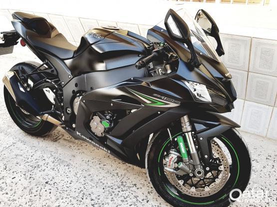 Kawasaki Z 1000 2016