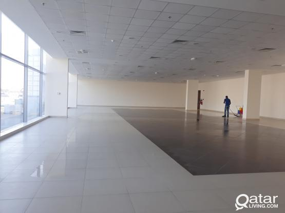 485 and 600 Sqm Brand New Showroom at D Ring Road