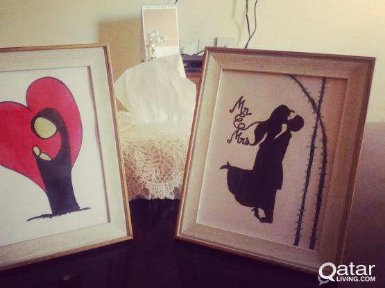 Framed Gifts for Home