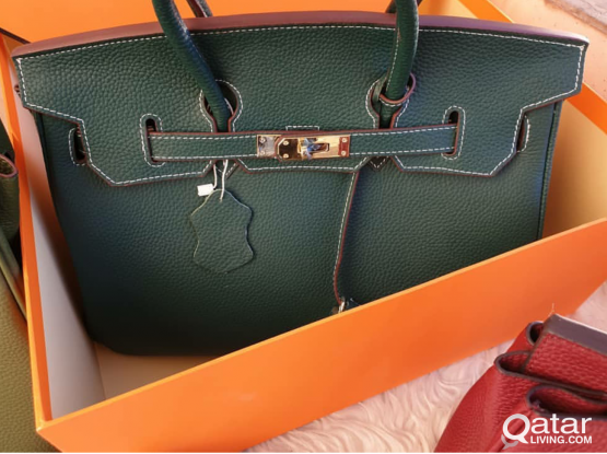 Hermes master copy natural leather