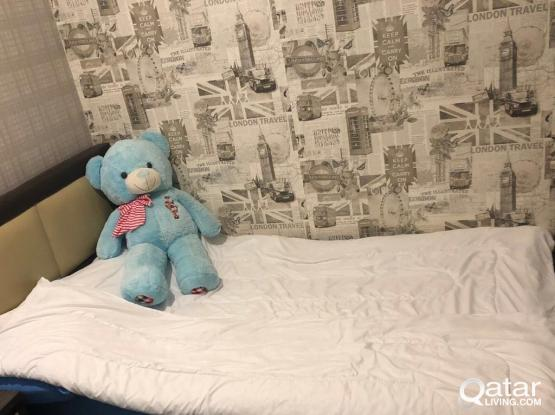 BEDROOM SET - WITH MATTER. VERY GOOD CONDITION