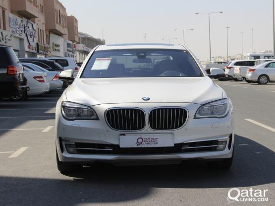 BMW 7-Series 750 Li 2013