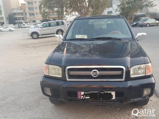 Nissan Pathfinder Standard 2003