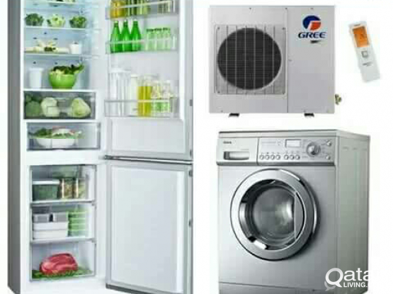 AC FRIDGE AND WASHING MACHINE ★REPAIR ★TEL77822660