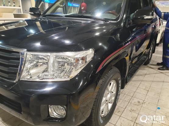 Toyota Land Cruiser GX 2012