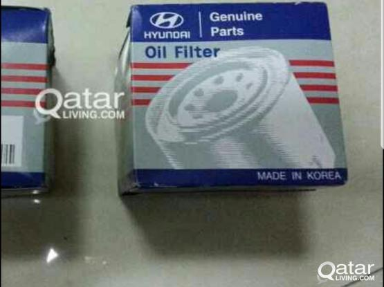 New Engine Oil Filter