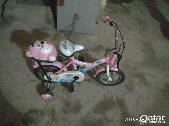 Girls' cycle