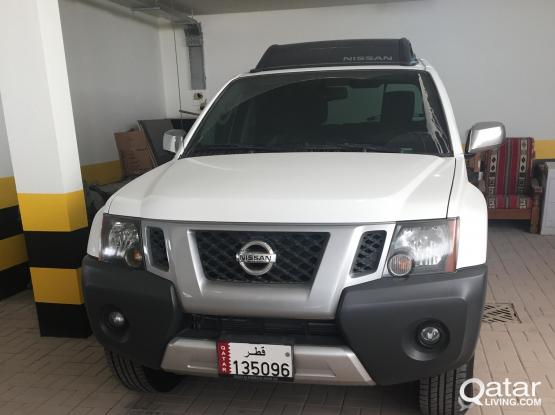Nissan Xterra Off Road 2015