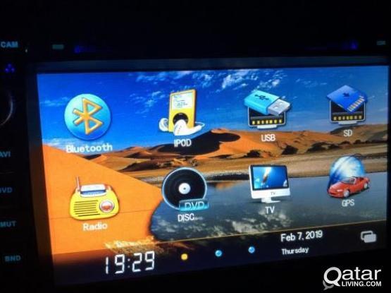 Car GPS multimedia Dvd