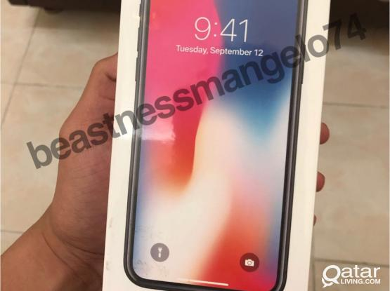 For Sale Iphone X 64gb Brandnew Sealed