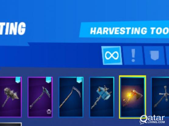 Fortnite Account with rare skins!