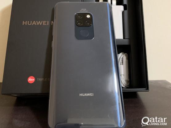 Huawei Mate 20 Midnight Blue 128 GB
