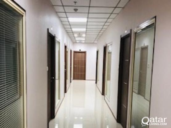 NO COMMISSION!!! SMALL OFFICES AVAILABLE IN DOHA