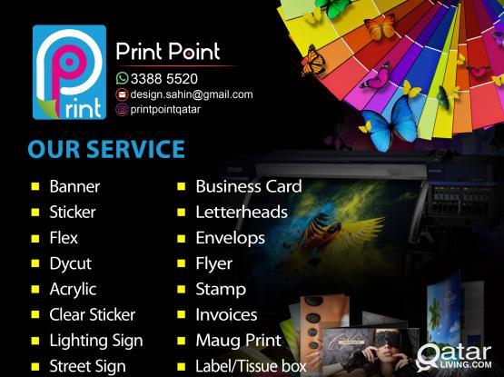 Sign Board Design & Print