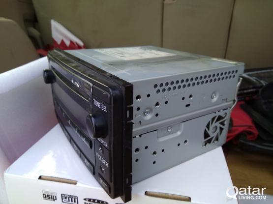 Toyota Prado-2013,DVD player set original
