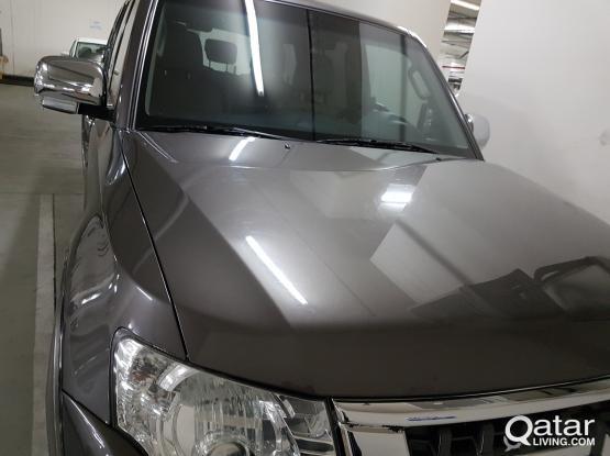 Mitsubishi Pajero 3.5L 2015
