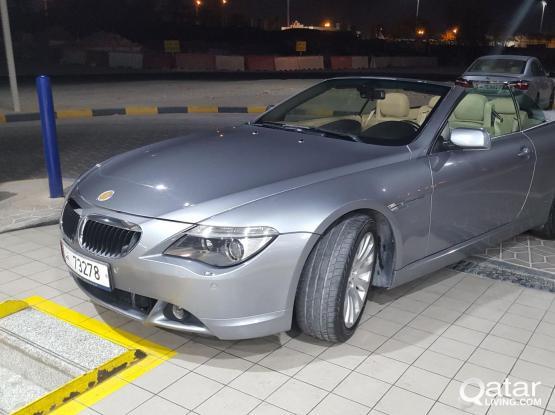 BMW 6-Series 630 i 2008