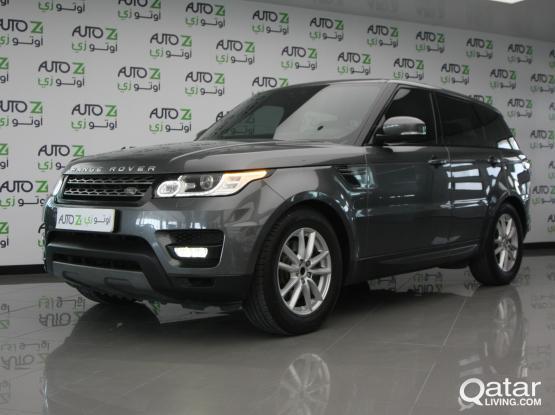 Land Rover Range Rover Sport SE 2017