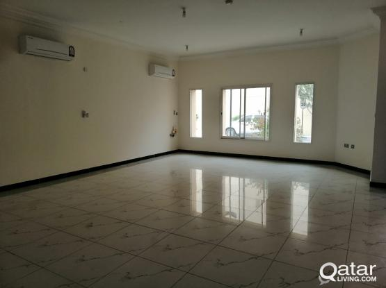 5BHK Unfurnished Compound for rent in Ain Khaled for FAMILY ONLY
