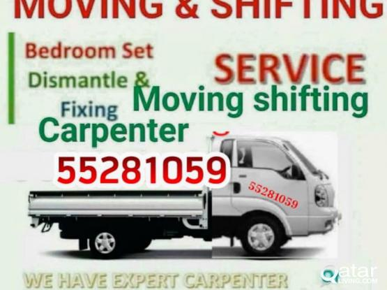 House furniture Moving Shifring carpenter service