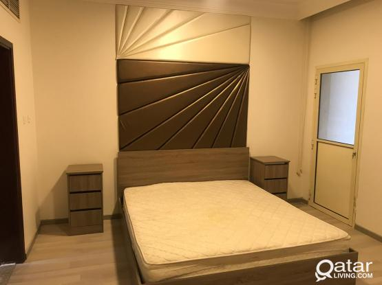 FURNISHED 1BHK FLAT OLDASALATA NEAR NEW MUSEUM CORNICHE