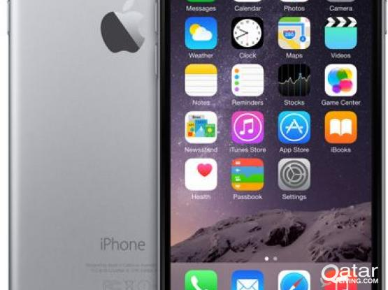 Apple iphone 6 32GB Space Grey with charger,Box and Case.
