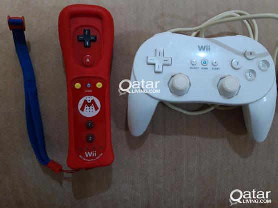 Wii Controller  / Remote