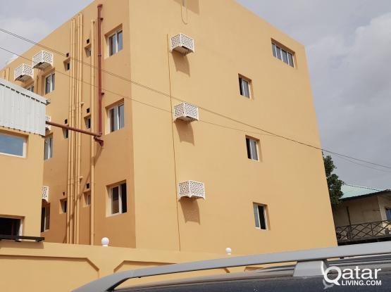 Brandnew Labour camp 84 Rooms + warehouse 600 sq.m industrial area