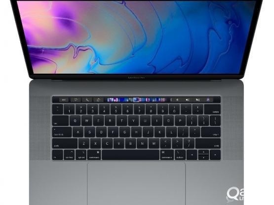 Macbook pro 15 inch 6 core 512gb new