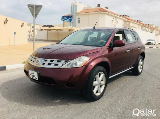 Nissan Murano LE 2008
