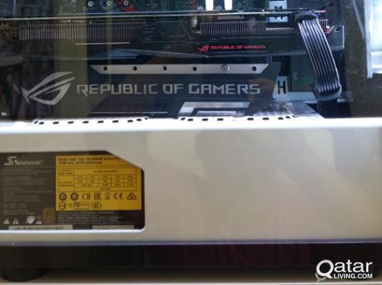 8th Gen i5 8400 + ASUS ROG STRIX GTX 1060