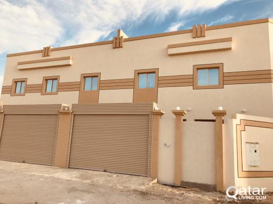 Brand New and Spacious One Bedroom villa apartment available at Al Thumama