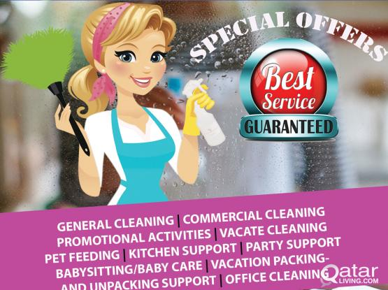 Special Offers for Weekly and Monthly package