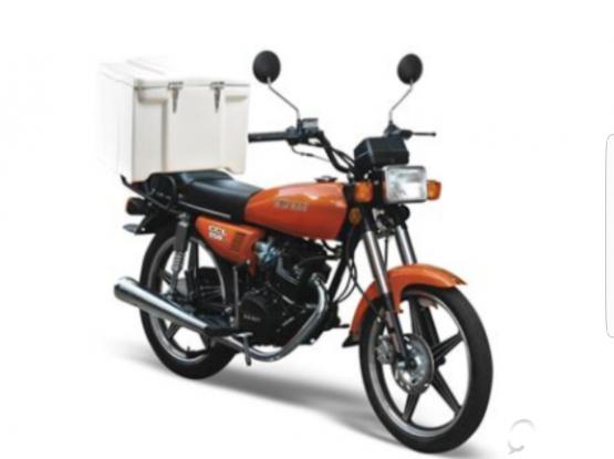 Yamaha YBR125 2015