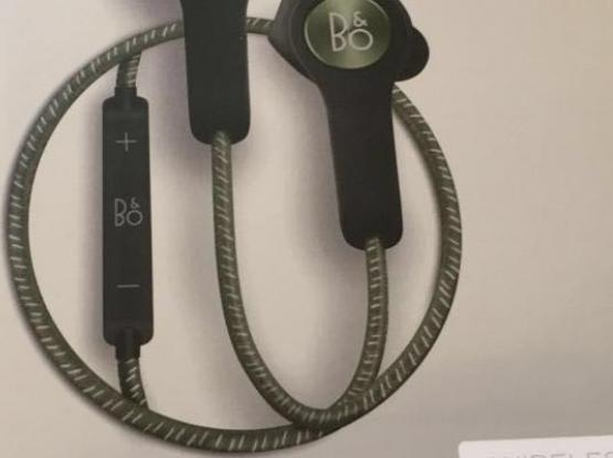 BO Wireless Bluetooth Headset