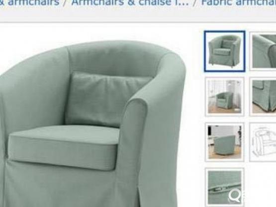 Armchair from Ikea