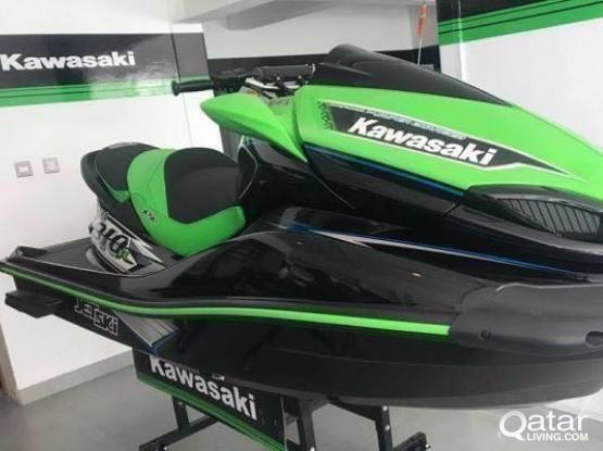 Kawasaki Ultra 310R Jetski