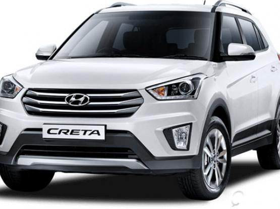 Hyundai Creta 2017 Available For Rent : 44152020/30177928(WhatsApp)