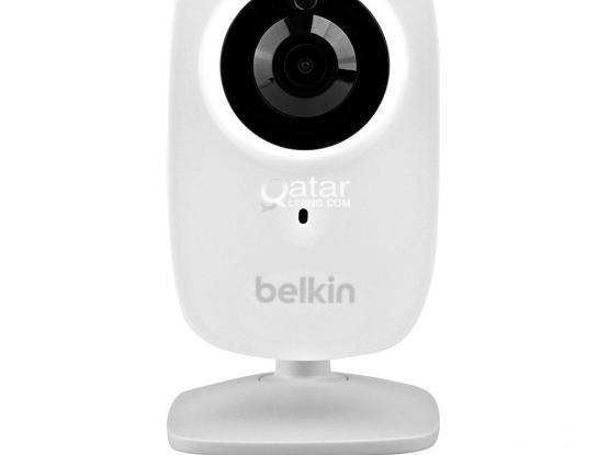 BELKIN NETCAM HD Wi-FI IP CAMERA