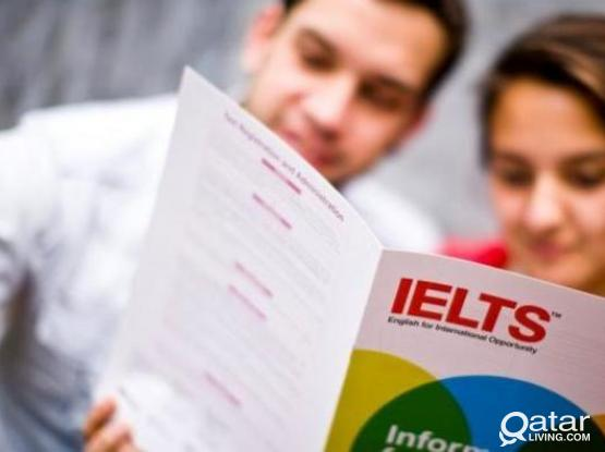 IELTS Tutoring and Preparation