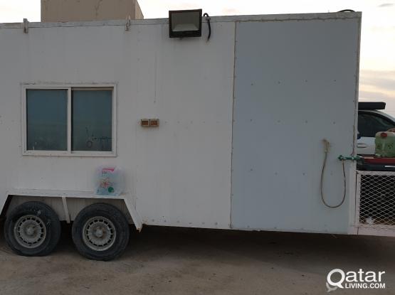 Caravan 3x7 for sale