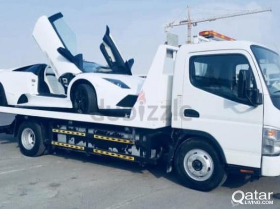 Breakdown Towing Service