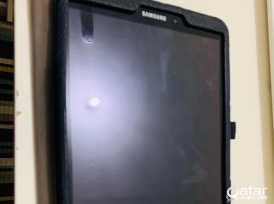 Samsung Tab A6 , SM-T585 , 4G Black color